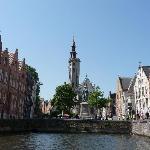 Brügge - Jan van Eyck Platz