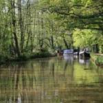Llangollen Canal Narrow Boats