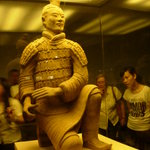 Terra Cotta Warriors, Xian, China