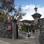 Zufahrt zur Quinta