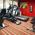 Get your heart rate going with a workout in our fitness room featuring state-of-the-art equipmen
