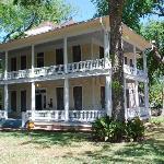 Woodburn House exterior