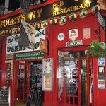 Foleys Bar Exterior