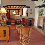 Casa Europa - Upper Level Guest Living Room