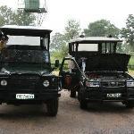 survoltage de notre jeep