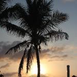sunrise at the Days Inn