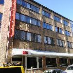 Connect Hotel City - facade & main entrance