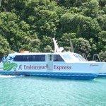 Explorer vessel