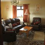 Lounge (2) Dromin Farmhouse