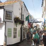 Madeleine's Tearooms St Ives Shopping High Street