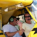 Ride and Instruction in the Piper J3 Cub