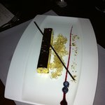 18k Gold Dessert at The Cathay Room