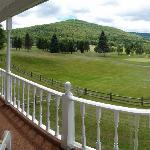 View from the Evergreen of Windham Country Club.