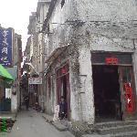Tangmou house