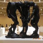 Rodin`s the gates of Hell