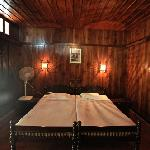 Rain Country Resorts, Wayanad, Kerala: A bedroom in one of the cottages