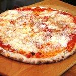 サクサクとしておいしいピザでした。