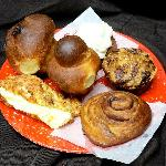 Morning Pastry Selection