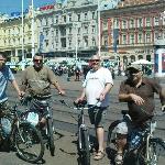 Cycling Zagreb