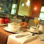 Desayuno -Millenni Hotel