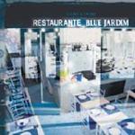 Blue Jardim Restaurant rua Gil Vicente
