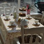 Rose Tearoom @ Glen House