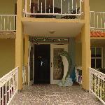 Entrance to Yunque Mar