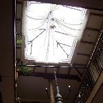 Ceiling in Di Bacco
