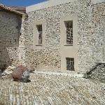 Pano Lefkara cobble stone neighbourhood