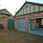 Garden Room Garage