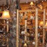 Unique rustic items for the home!