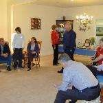 Our Large Living Room is often used for family gatherings