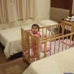 A Great Baby Cot for the Baby...LOL