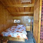 Gemütliches Zimmer im Moonshine Inn