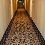 2nd floor hallway