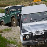 4x4 Experience Land Rovers