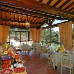 Colazione Albergo la Fonte dl Cerro - Saturnia - Maremma Toscana - Italia
