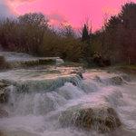 Accesso esclusivo e riservato alle cascate naturali del Gorello - Hotel la FONTE del CERRO - ITA