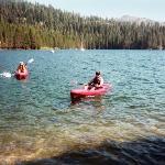 bro and me kayaking