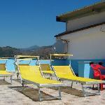 Summer on the terrace