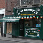 Photo of Leo Burdock's