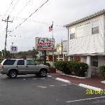 Golf View Motel at Mexico Beach FL