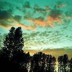 Sunsets are stunning