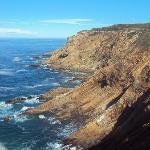 Küstenabschnitt ca 10 min Fußweg von der Unterkunft