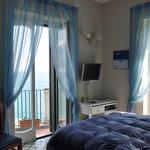 Our room-La Rondine