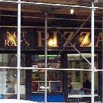 Not Ray,s Pizza in Fort Greene. brooklyn, ny