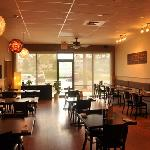 thai korner - dining room