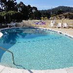 la piscine symbolique habituelle
