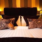 """Hawthorn"" bedroom"