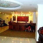 Réception (et lobby)